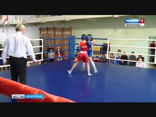 В Волгограде прошел турнир по боксу памяти Романа Субботина