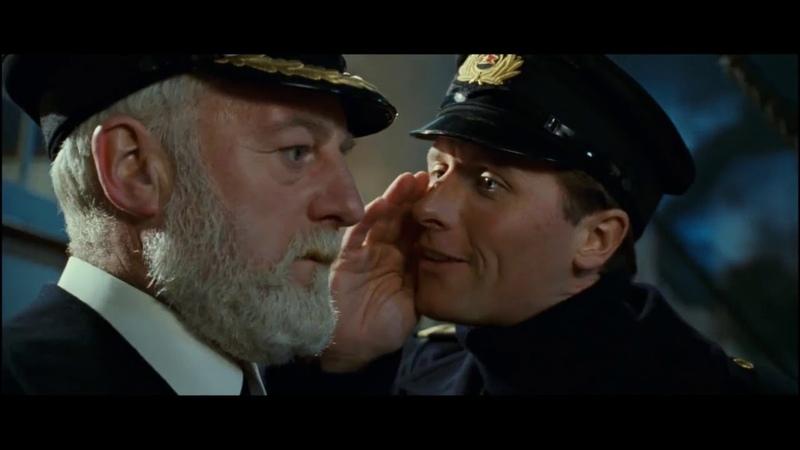 Titanic - Mujeres y Niños Primero - Escena