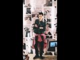 171215 Kris Wu @ BURBERRY x WuYiFan Press Conference in Shanghai