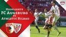 Аугсбург 0-1 Атлетик Бильбао | тов. матч 2018