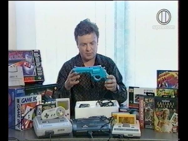 Передача Новая реальность 9 выпуск 4 августа 1995 года канал ОРТ