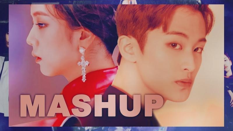 [MASHUP] NCT U BLACKPINK BOSS X Whistle