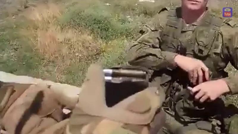 Российские войска устроили учения в жилом квартале в Армении