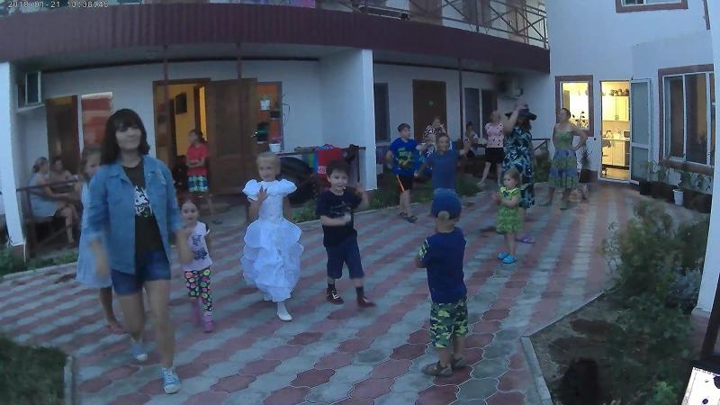 Детская дискотека Сиса сасиса