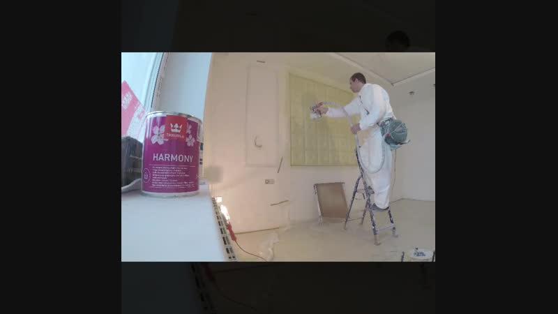 Покраска гипсовых панелей Саратов