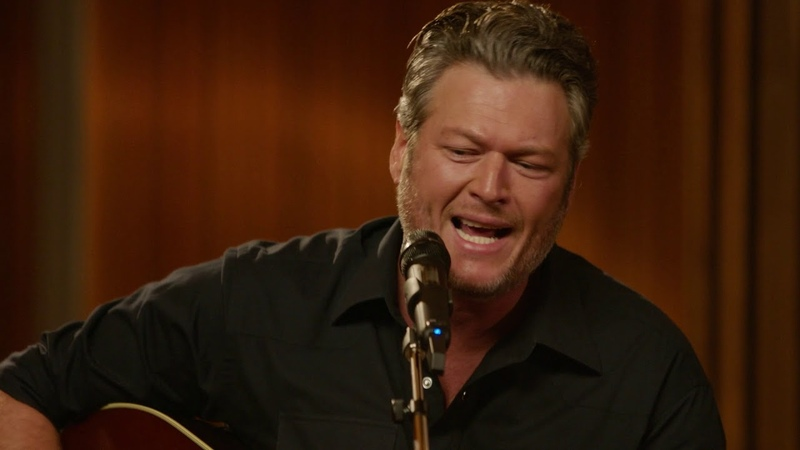 Blake Shelton - Turnin' Me On (Live at Henson Recording Studios)