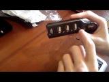 Посылки с AliExpress (USB хаб, наклейки для наращ. ногтей)