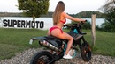 Kenny Stuntriding Hot girl wants to ride my KTM feat False Puppet