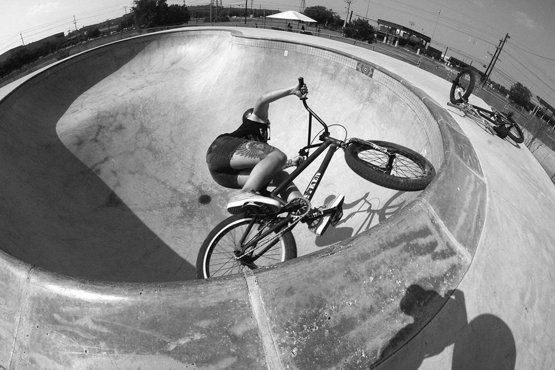 bmx ramp cool photo