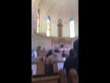 Концерт классической музыки в католическом храме