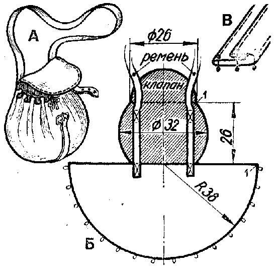 Идея для полигонной сумки
