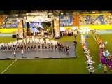 Город А в Красногорске, начало финала конкурса. танец(Драйв &amp Flash Dance)
