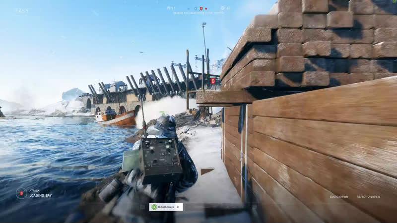 Hold The Line - Live Stream - Battlefield 5 - RTX 2080Ti i8700K 5.1 Ghz