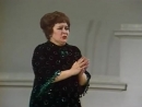 Ирина Архипова Плач Ариадны из оперы К.Монтеверди Ариадна