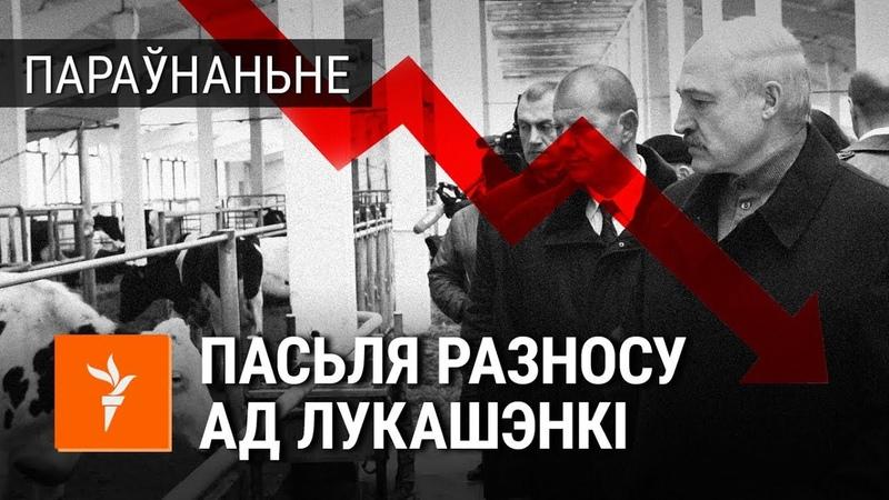 Пасьля разносу ад Лукашэнкі даўгі заводу вырасьлі РадыёСвабода
