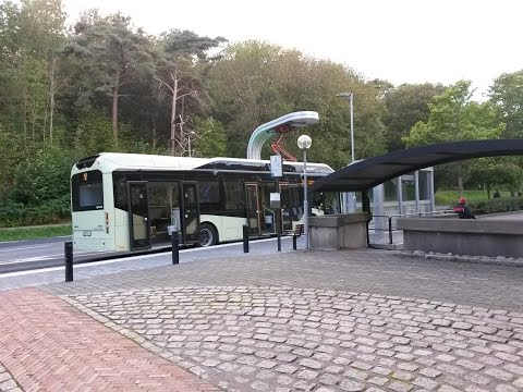 ElectriCity - fully electric buses in Gothenburg, Sweden