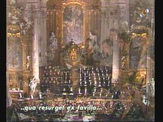 Моцарт - Реквием K626 (Leonard Bernstein) 1988