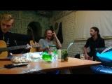 Рандомайз ДуЖжжЪ ( Андрей Кораблёв и Ксения Камзалова ) + Игорь Сафонов , Кирилл Сироткин ака Хлеб