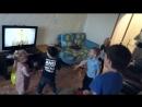 Вовкин день рождения. 5 лет. Танцы, как есть (без монтажа)