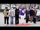 [VK][180413] MONSTA X Arriving at Music Bank @ YTN News