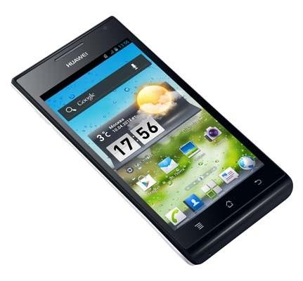 Знакомьтесь: Huawei Ascend P1