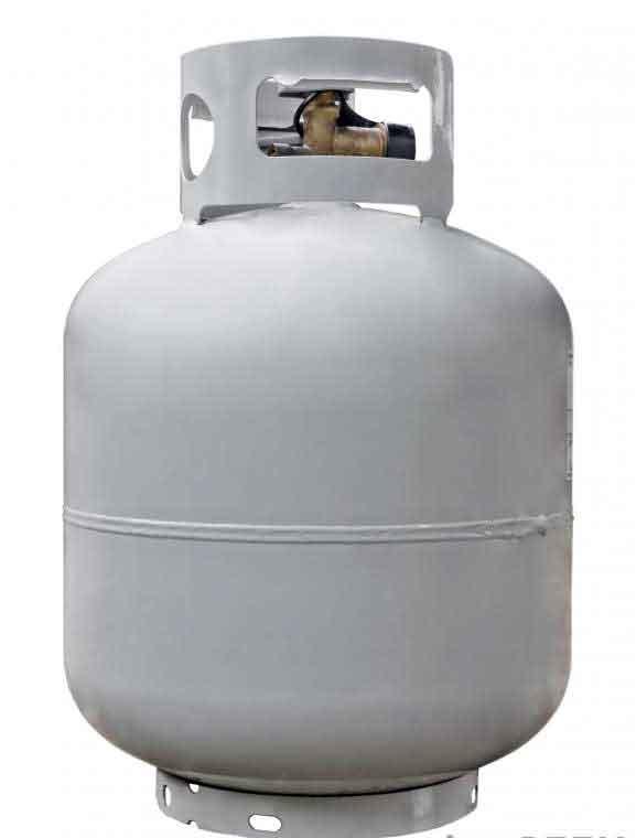 Пропан-резервуар для гриля