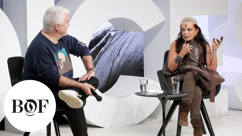 Michèle Lamy | A Life in Extreme Style | BoFVOICES 2018