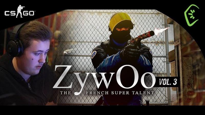 ZywOo – The French Super Talent: Vol. 3 (CS:GO Fragmovie)