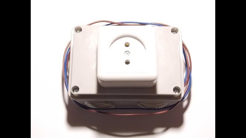 Преобразователь напряжения с 12 на 220 вольт