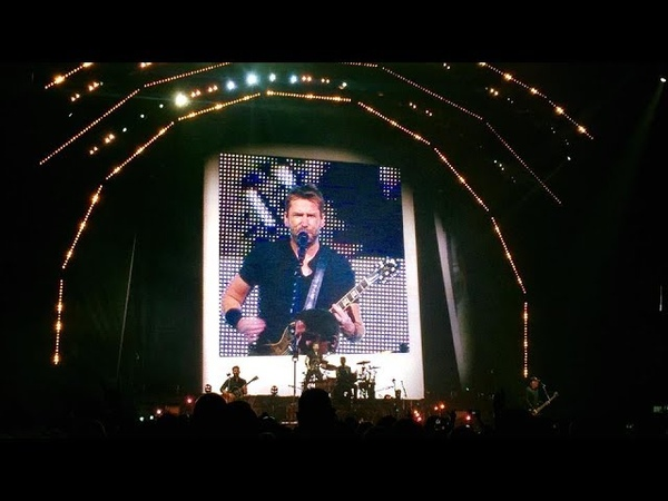 Nickelback Live in Omaha