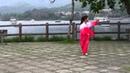 香港陳式太極拳科學研究會-姜九九師傅演練陳式太極扇