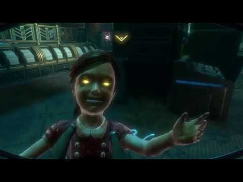 BioShock 2 Логово Минервы (Minervas Den) ч. 5 PS4 DLC 18