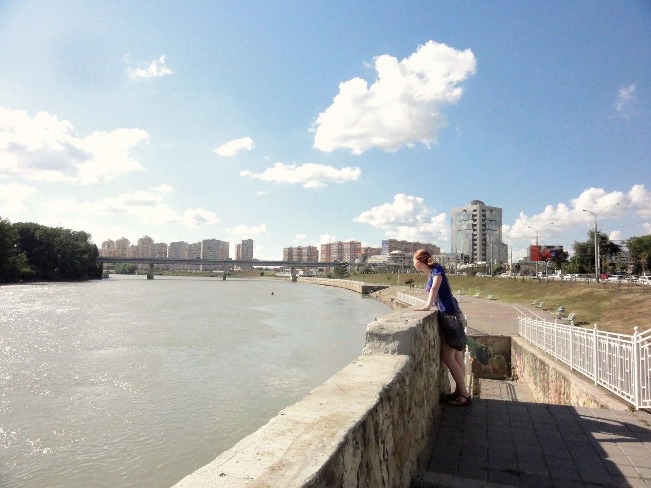 Кубань, Краснодар