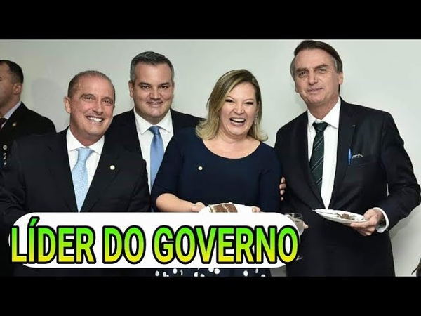 🔴PRESIDENTE BOLSONARO ESCOLHE JOICE HASSELMANN COMO A LÍDER DO SEU GOVERNO NO CONGRESSO