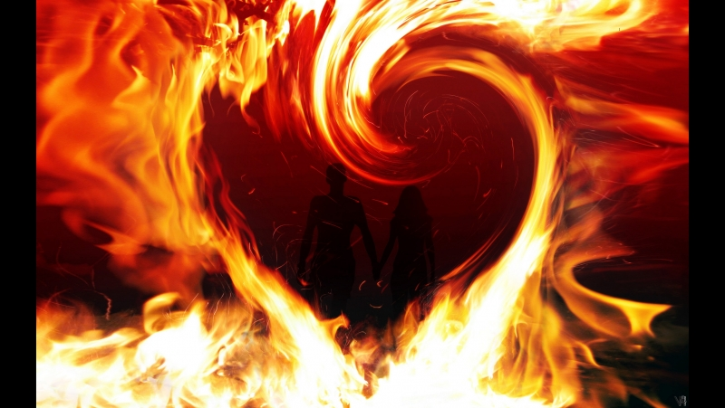 Меркулова Оксана (cover) Fire Meet Gasoline