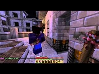 Задроты в Майн #22 Зомби апокалипсис часть 1