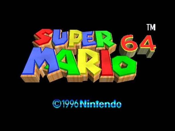 Super Mario 64 Soundtrack - Bowser's Road