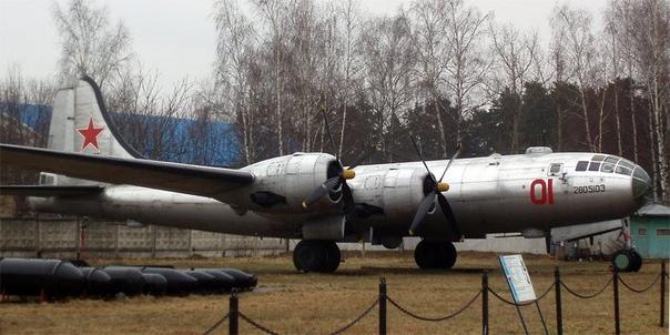 Ту-4: бомбардировщик для ядерного удара по Америке