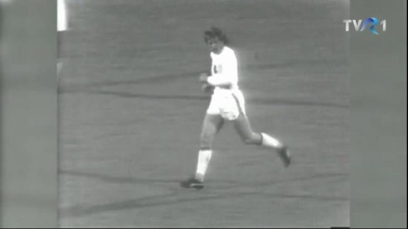 1974 Holland Romania