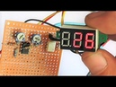 Термостат из вольтметра своими руками для фена плиты паяльника на LM358 и симисторе тест
