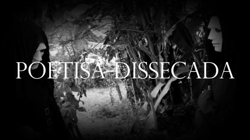 Poetisa Dissecada - Gott Ist Tot (Oficial D.I.Y Vídeo)
