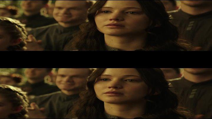 Голодные игры Сойка пересмешница Часть II в 3D The Hunger Games Mockingjay Part 2 3D 2015 фантастика триллер драма приключения