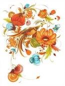 Картина панно рисунок Роспись Секреты росписи Часть 6 Фауна Краска фото 2.