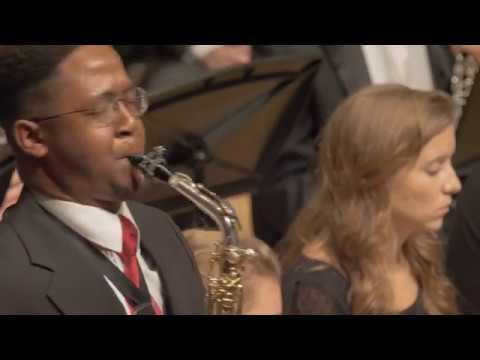 Steven Banks Northwestern Symphonic Wind Ensemble Steven Bryant Concerto for Alto Saxophone