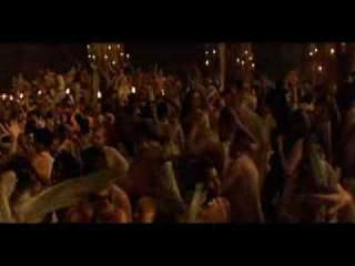 The Matrix Reloaded (2003) - Zion party