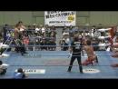 TAJIRI, KAI vs. Kento Miyahara, Yoshitatsu (AJPW - Dynamite Series 2018 - Day 7)