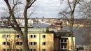 Четыре места из романов Стига Ларссона Стокгольм Швеция