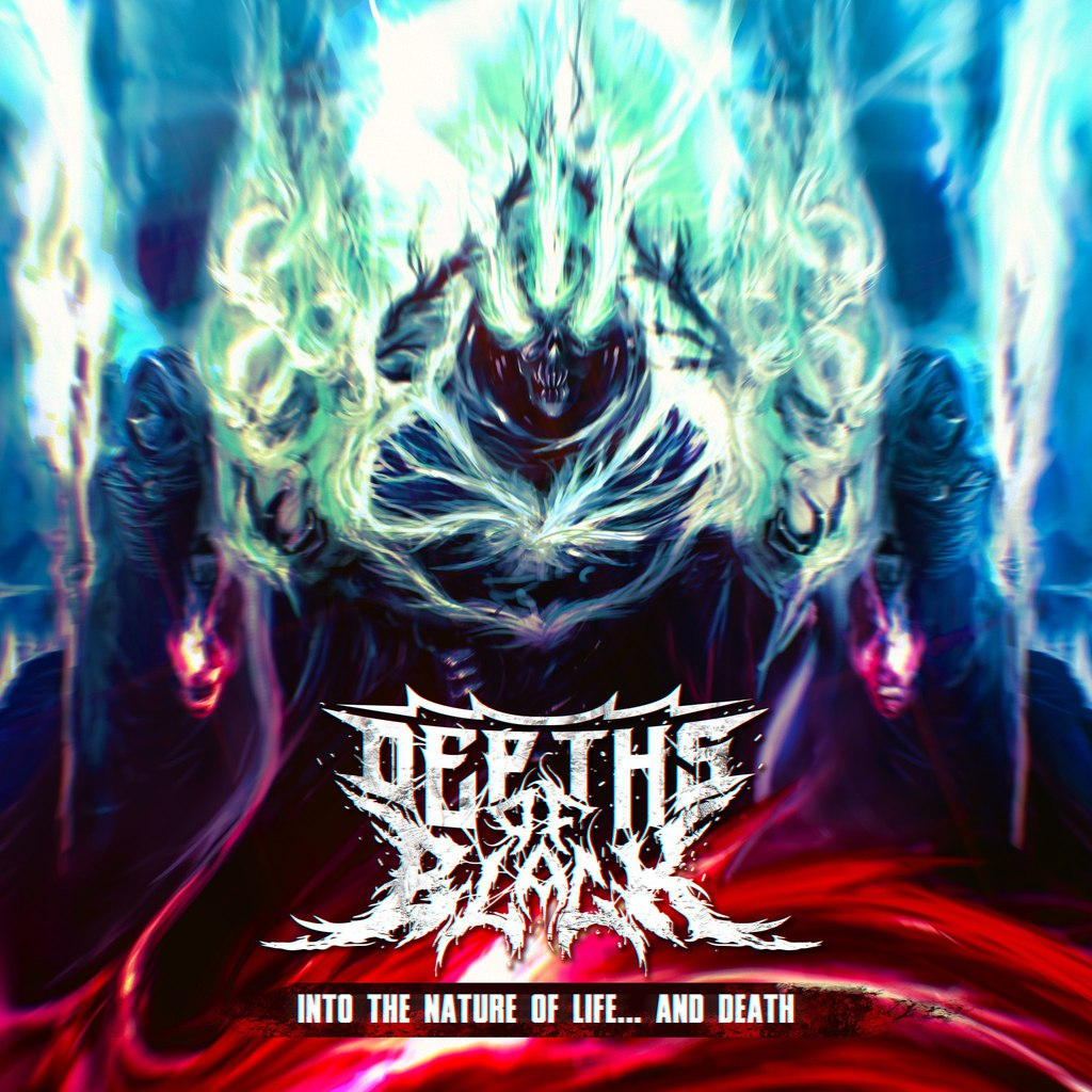 Depths Of Black - Into The Nature Of Life... And Death [EP] (2015)