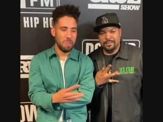 Не ставьте руку на плечо Ice Cube