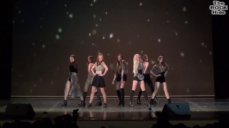 CLC - No dance cover by Rampage [2 ДЕНЬ AniCon 2019 (14.07.2019)]